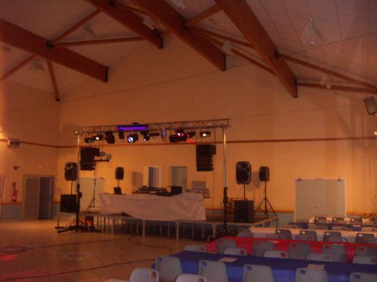 la salle de huriménil (vosge) pour le 14juillet 2010