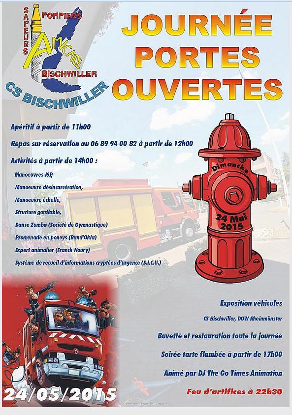 pompier 2015